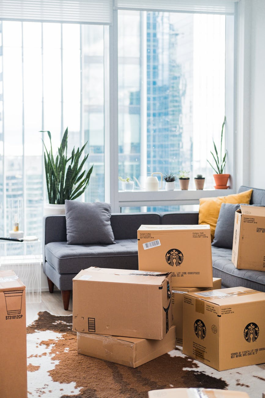 how to organize your room get boxes