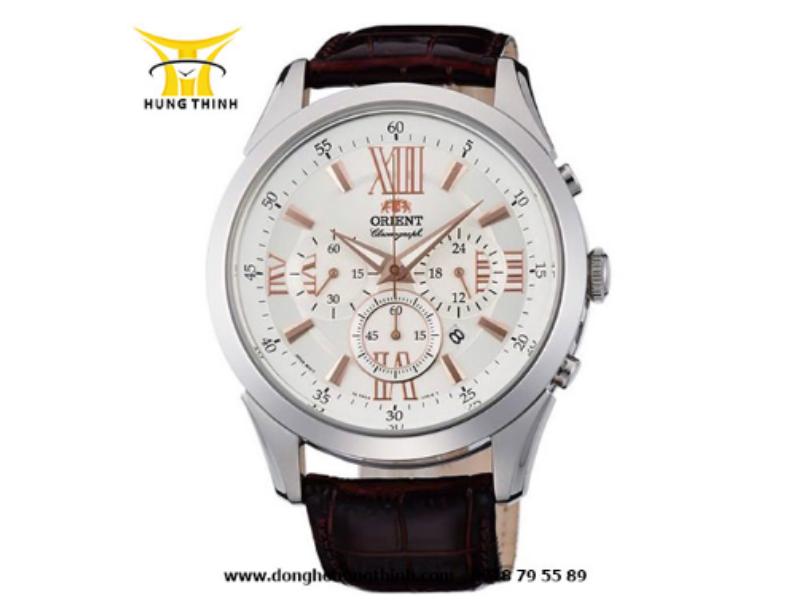 Cách sử dụng đồng hồ 6 kim có thể phức tạp hơn bình thường nhưng bù lại, những chiếc đồng hồ này mang tính thời trang rất cao và sang trọng (Chi tiết sản phẩm tại đây)