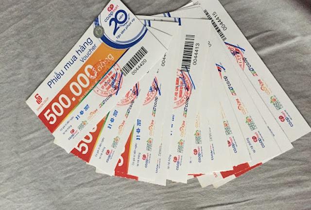 Đơn vị chúng tôi thu phiếu mua hàng Coopmart tận nơi khi bạn sinh sống ở Hà Nội và TPHCM