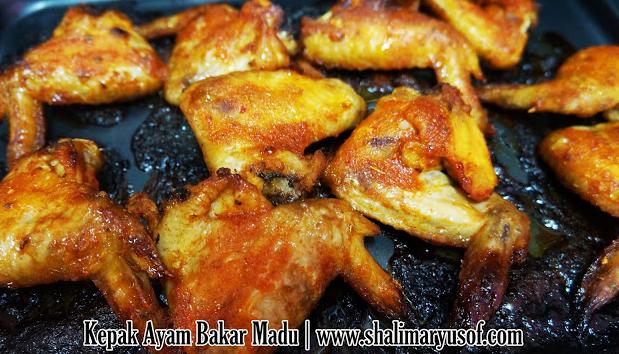 Ayam Bakar Madu Simple