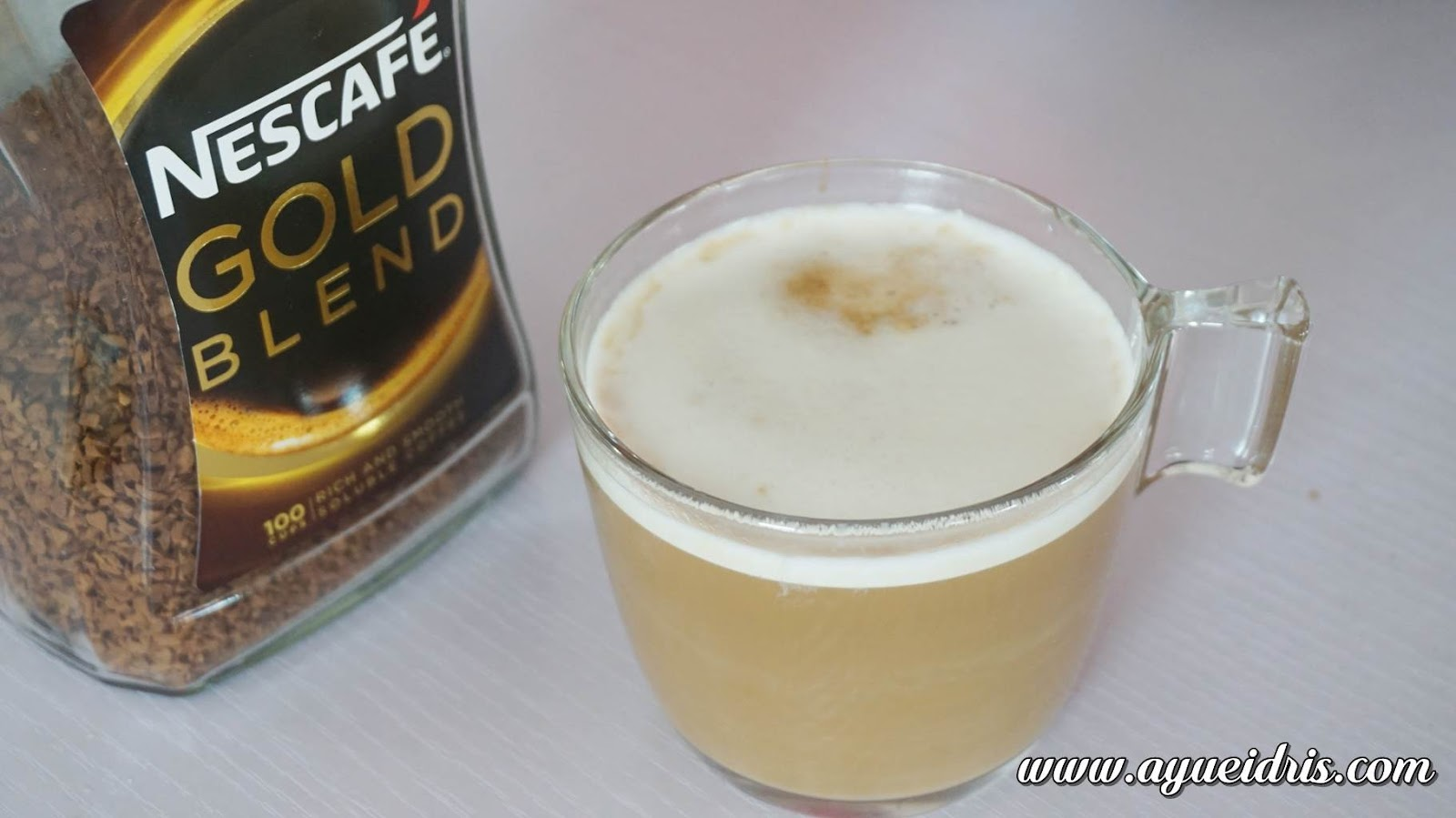 Nescafe Gold Barista Coffee Machine cara guna harga (30).JPG