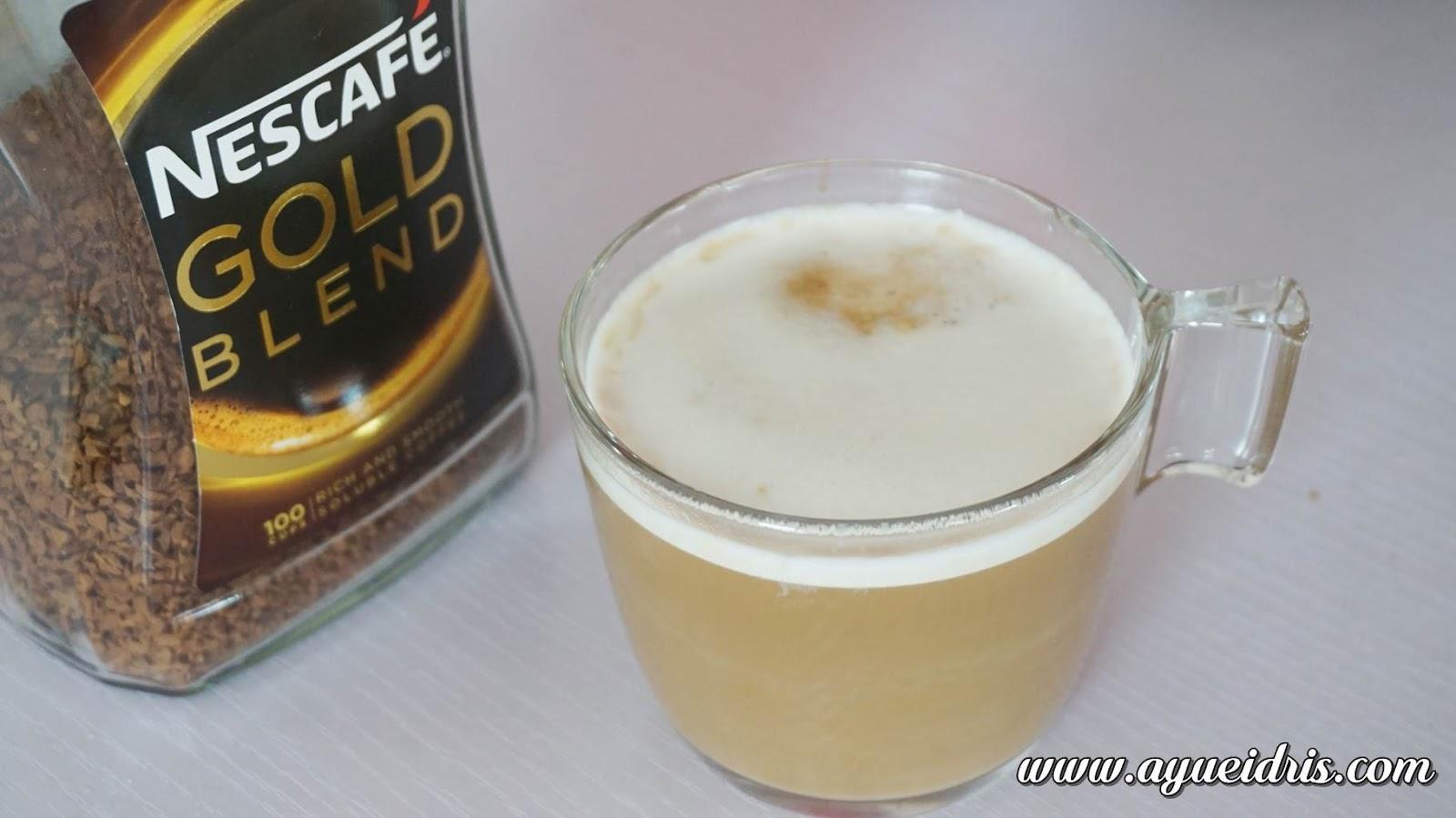 Nescafe Gold Barista Coffee Machine cara guna harga (30).JPG