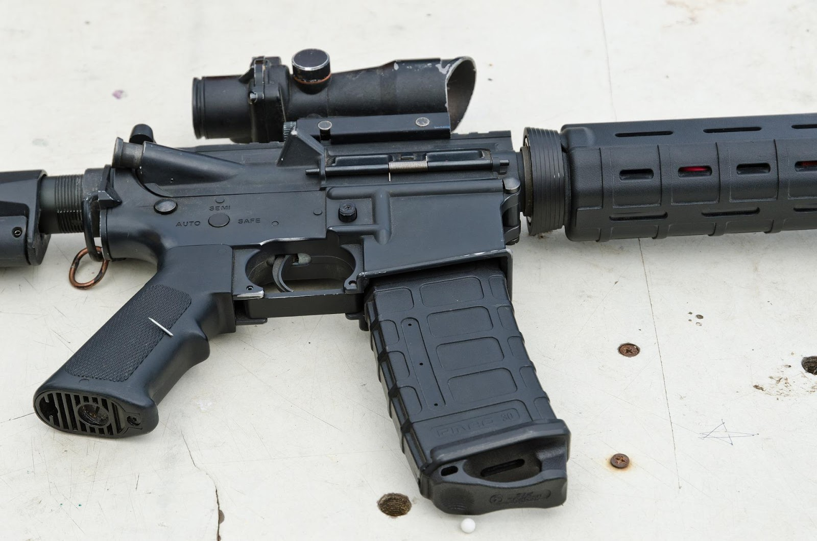 AR15 Rifle Build