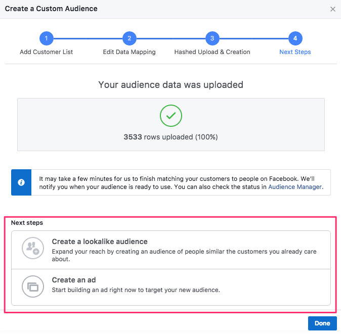 How to Create Facebook Custom Audiences from Facebook Group