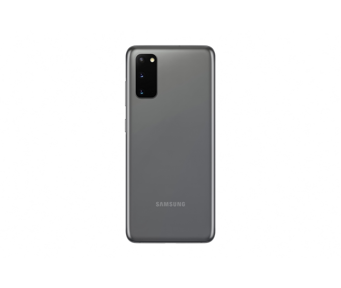 The Samsung Galaxy S20