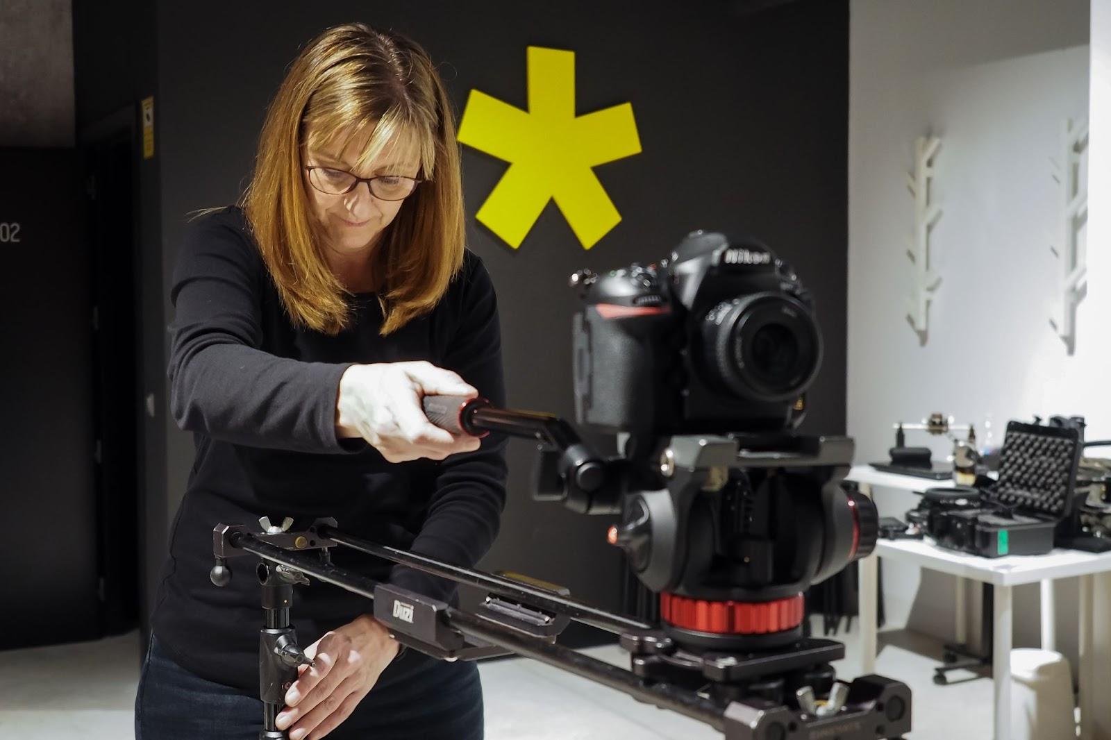 En la grabación de vídeo es importante controlar la iluminación natural y artificial