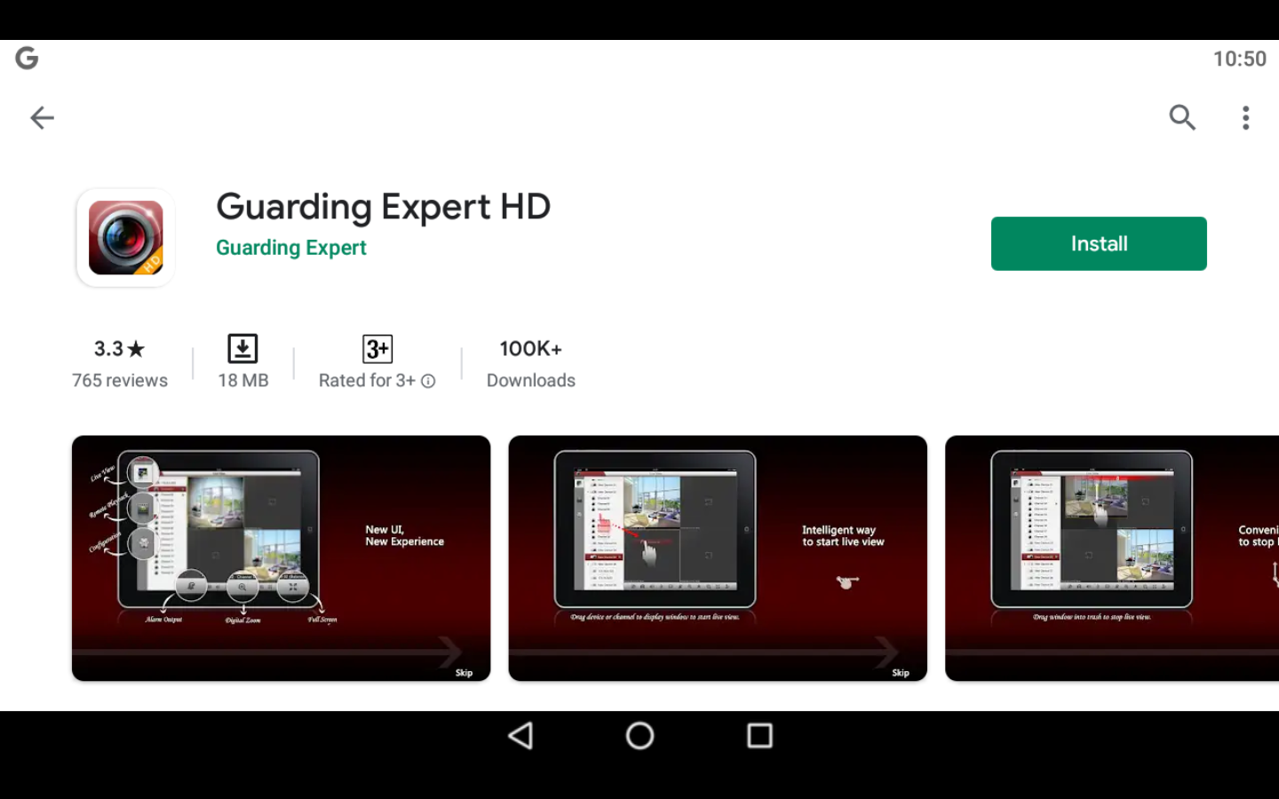 Guarding Expert App on PC