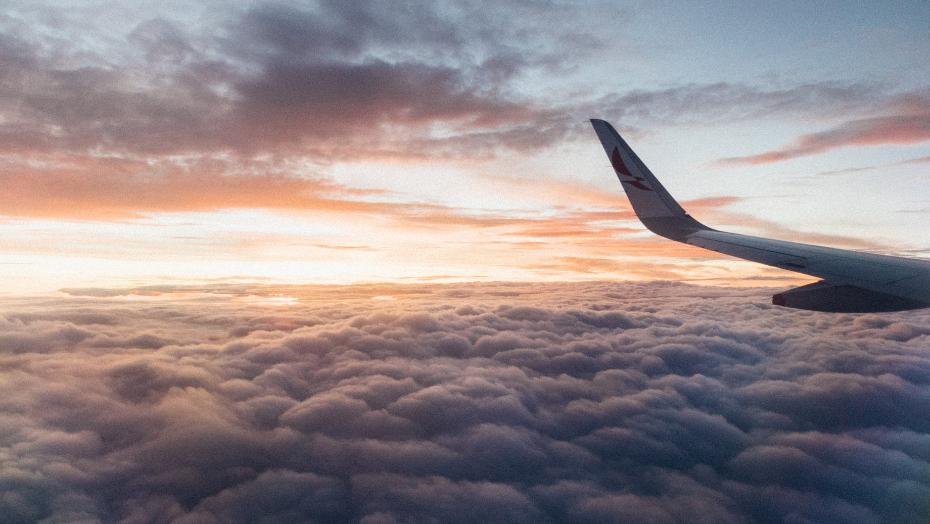 comfortable flight