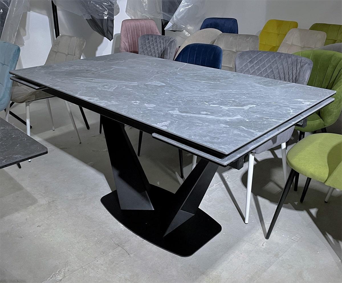 Какие бывают керамические столы