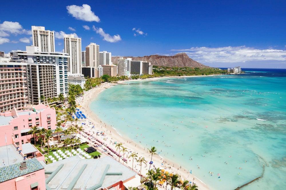Waikiki Beach image