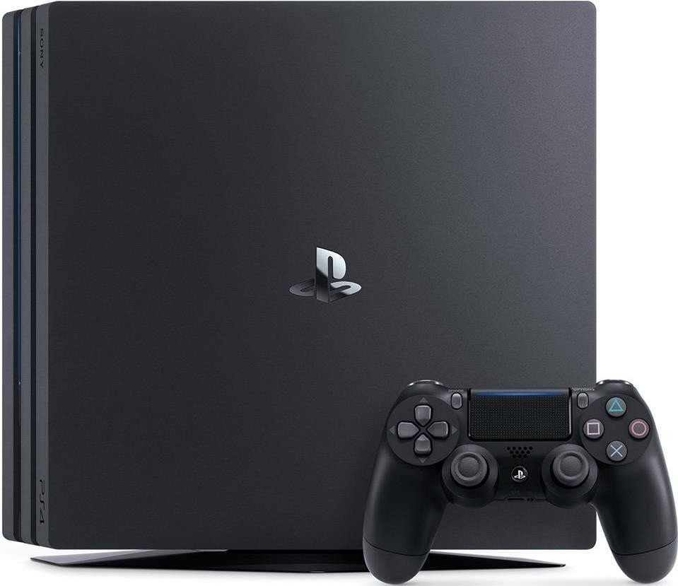 Консоль PlayStation 4 Pro 1Tb Black