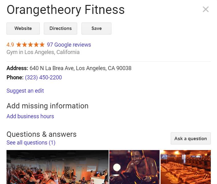 Conceptions de Website de fitness en 2020 et comment améliorer la vôtre 3