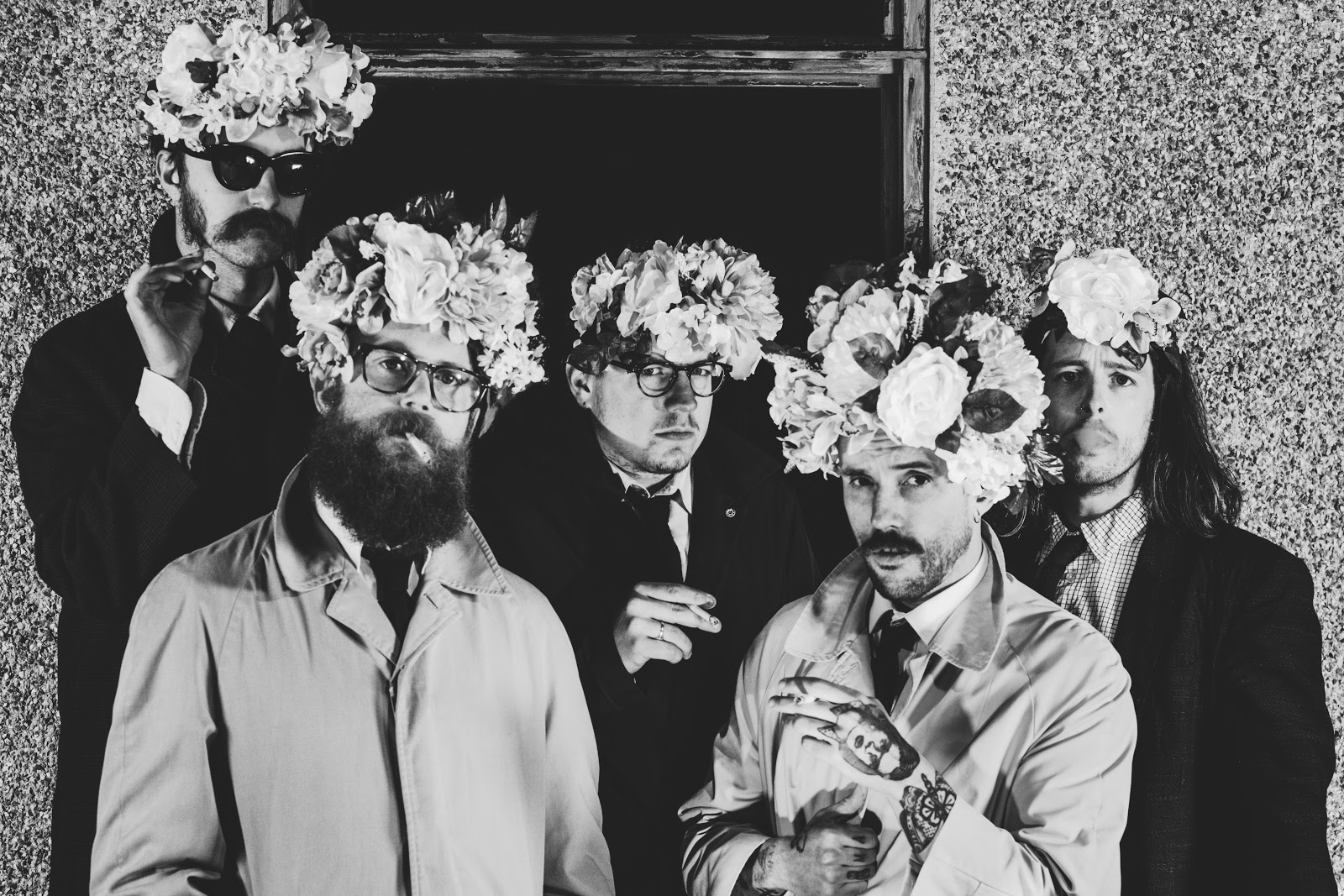 IDLES SET TO PLAY RAUCOUS LIVE SHOW IN 60-CAPACITY CAMDEN VENUE