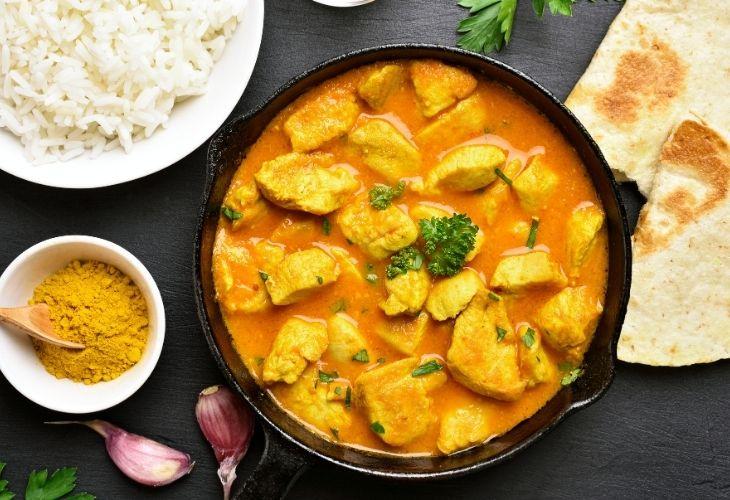 Receta De Pollo Al Curry Instrucciones