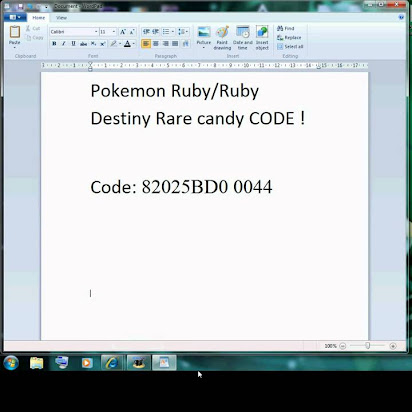 gba emulator cheats for pokemon fire red rare candy