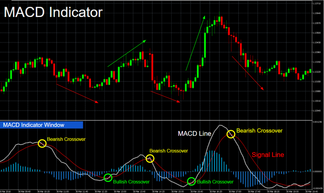 Image result for macd indicator