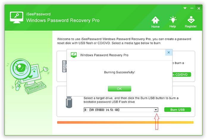 How to reset Windows 7 Password