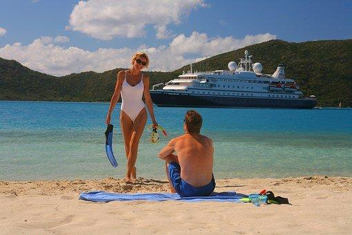 Cruise Ship, Travel, Vacation, Trip