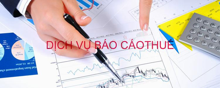 Làm sao tìm được đơn vị cung cấp dịch vụ báo cáo thuế tại HCM?