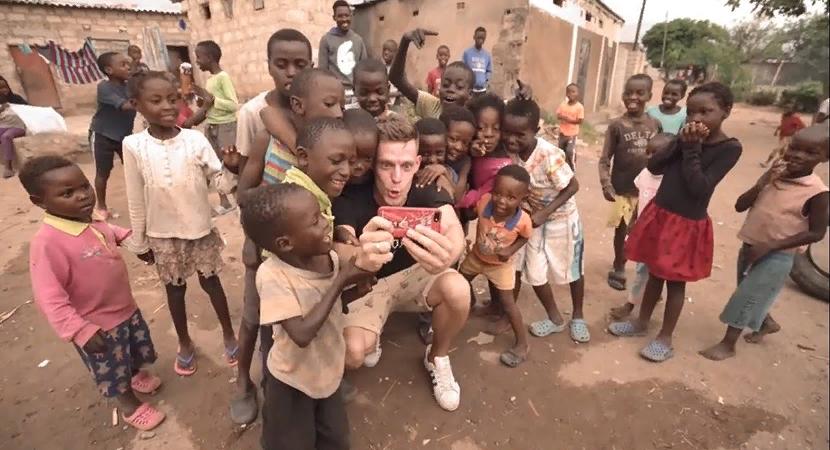 В Африке есть желание, но нет возможностей...