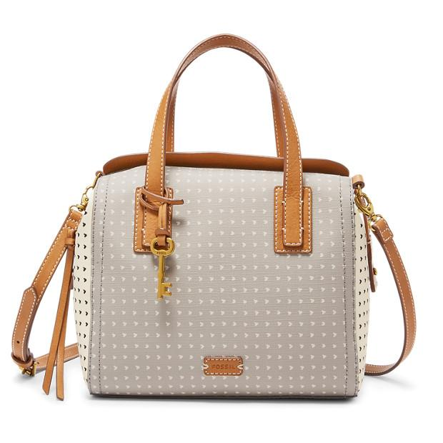 683c5faf2fc8 Fossil has a wide price range for amazing bags. Get this satchel for only   128.