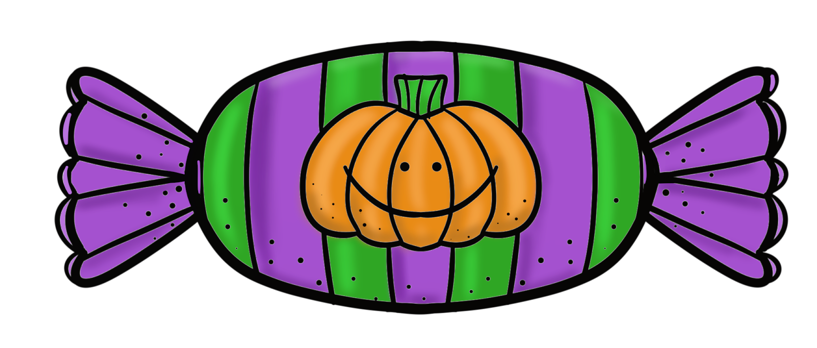 pumpkin candy purple and green - Chirp Graphics.png