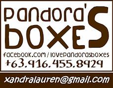 Pandora's Boxes