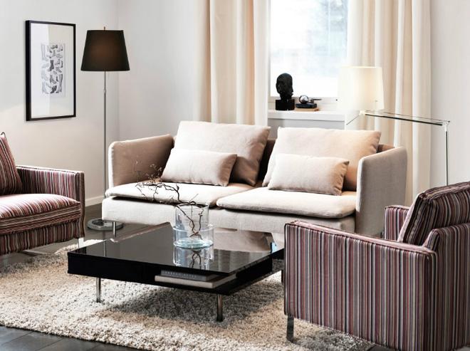 Thiết kế phòng khách nhỏ với chi phí thấp nhưng vẫn đẹp lung linh - 06