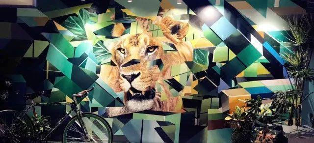 他用3D筆觸下的動物世界,喚醒城市中被隱匿的野力趣味
