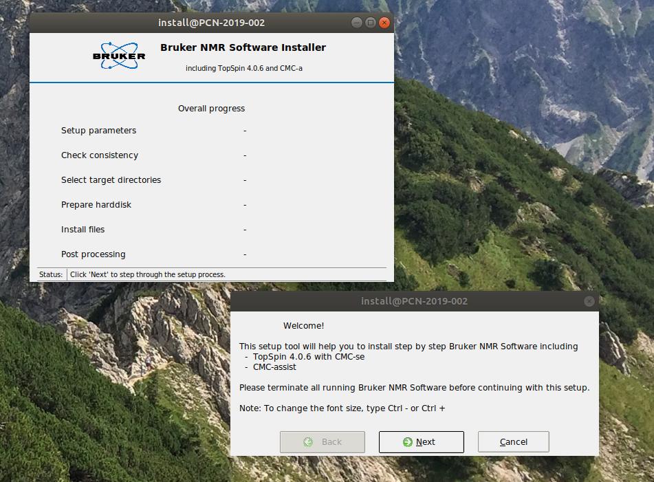 Installing Bruker Topspin 4 on Ubuntu 18 04 LTS Bionic Beaver | Ying