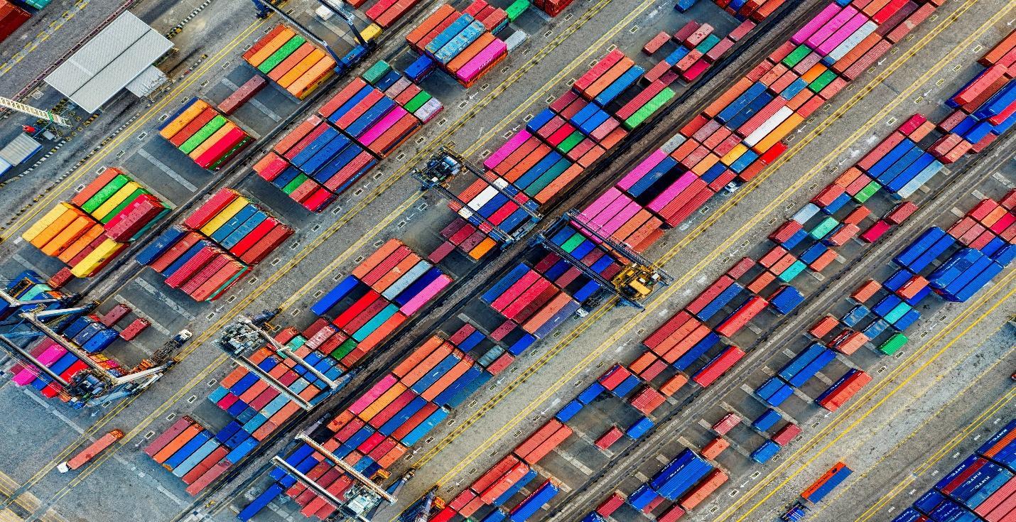 Port of Shenzhen, China
