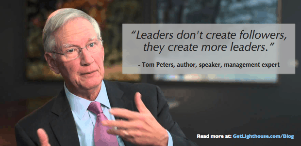 leadership training courses are great for developing better leaders on your team