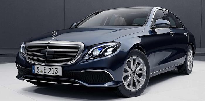 Mercedes-Benz E 300 e Exclusive