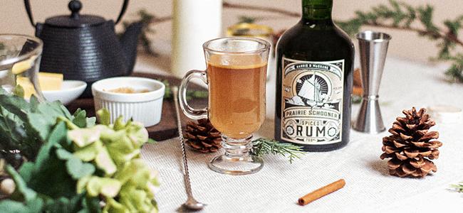 Winter Drinks From Bozeman Spirits Distillery