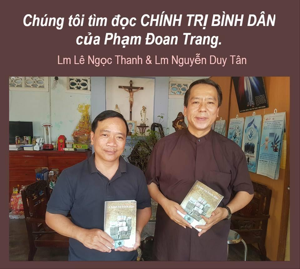 """""""Chính trị bình dân"""" của Phạm Đoan Trang"""