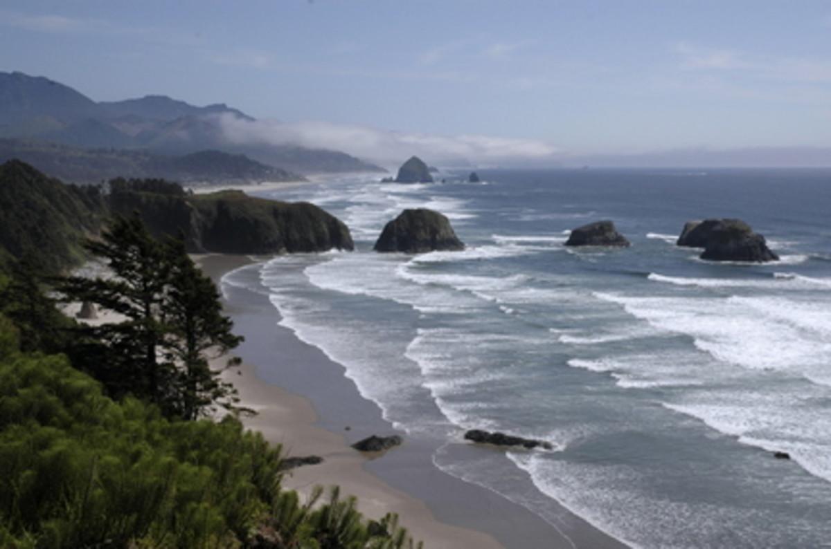 Crescent Beach - East Coast Beaches
