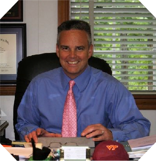 a picture of superintendent