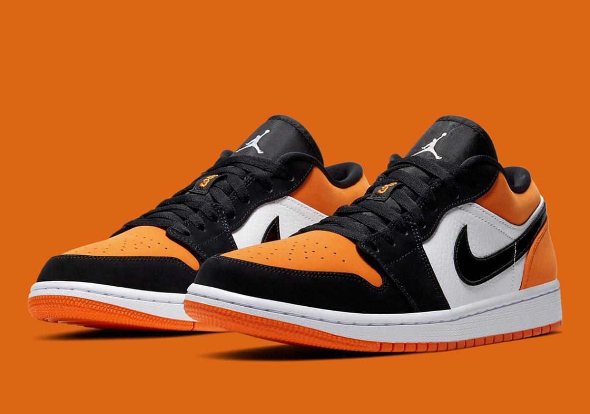 Nike Air Jordan 1 cổ thấp chính hãng tại Swagger
