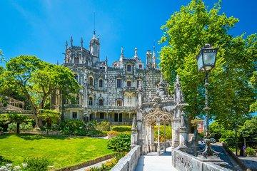 Visite des palais à Sintra avec le palais Pena et Quinta da Regaleira ,  Lisbonne - 2021
