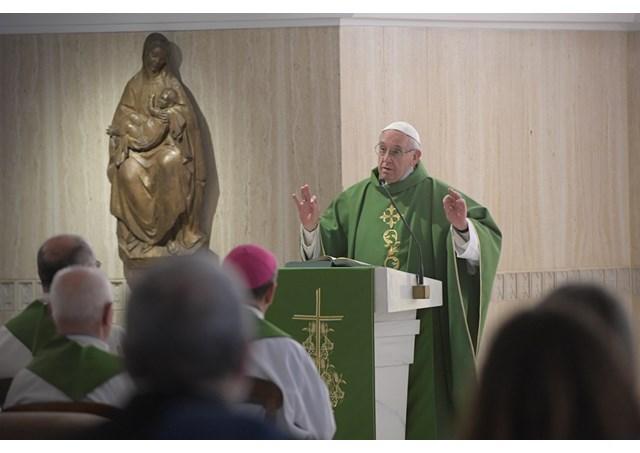 Đức Thánh Cha: Kẻ giả hình phá hủy cộng đoàn và làm tổn thương Giáo hội