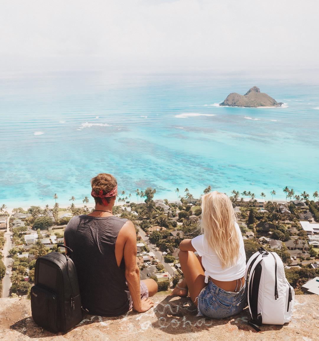 Lanikai Pillbox Viewpoint - #15 on the 15 Best Hikes on Oahu