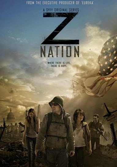 Filme Poster Z Nation S01E01 HDTV XviD & RMVB Legendado