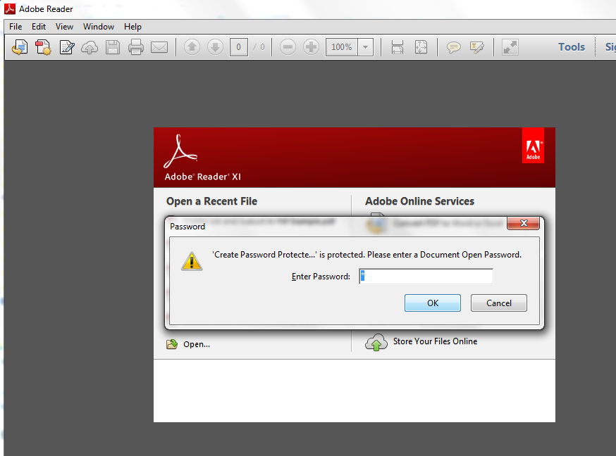 JavaMadeSoEasy com (JMSE): How to Create Password Protected Pdf in