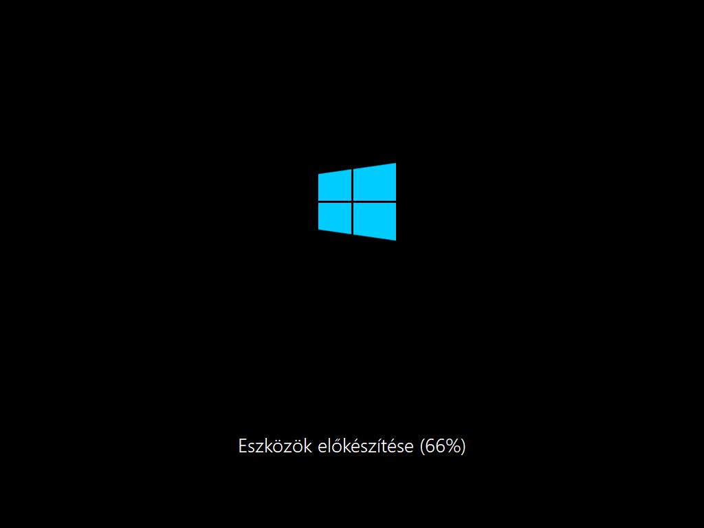 Windows 10 előkészítése
