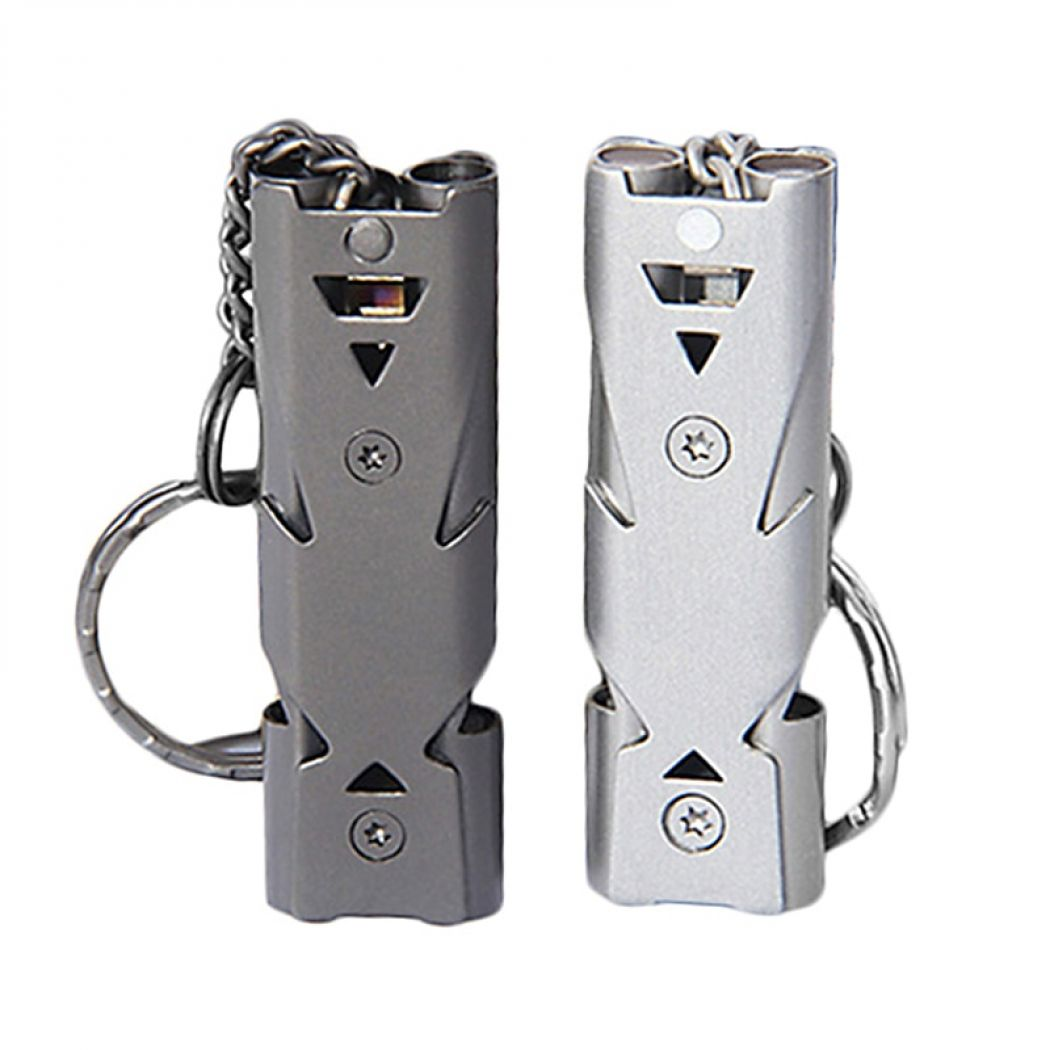 Emergency Treble Whistle For Outdoor Activities