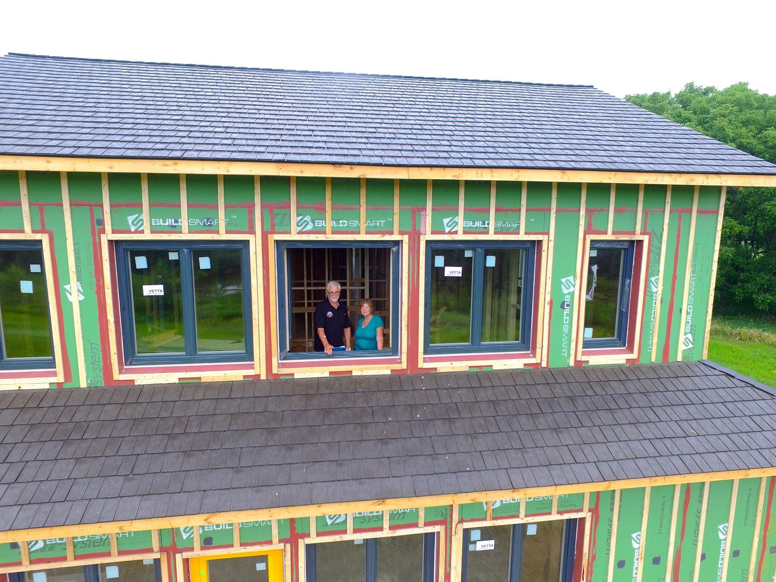 Field Of Dreams Walton Passive House Passive Buildings