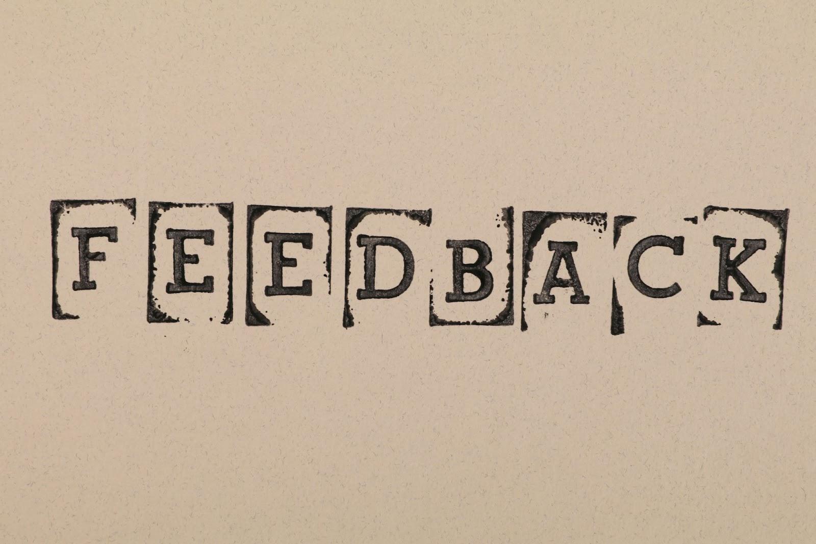 Feedback print