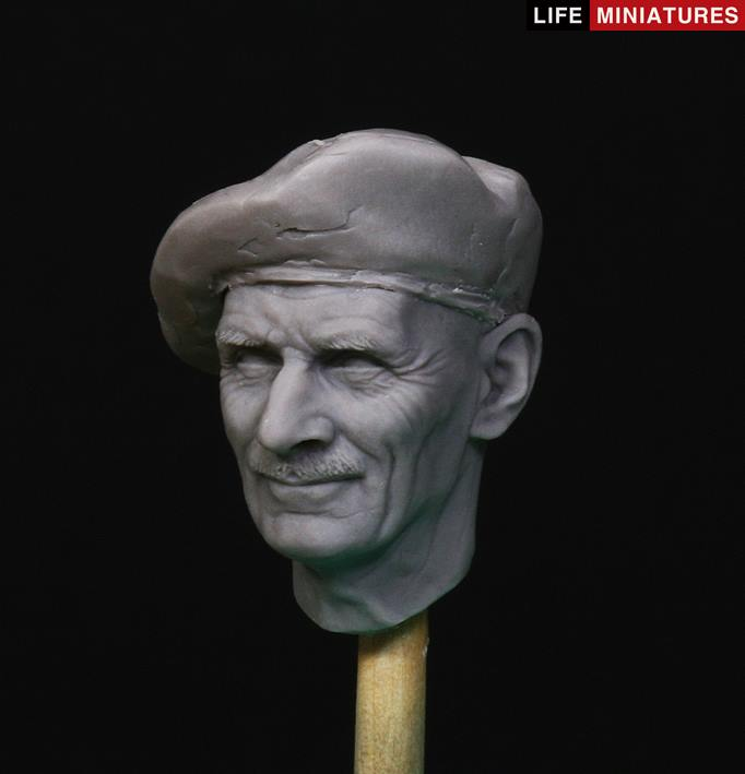 MASSIVE VOODOO: Article: I want to be a Miniature sculptor!