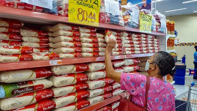 Inflação de setembro é a maior do mês desde 2003