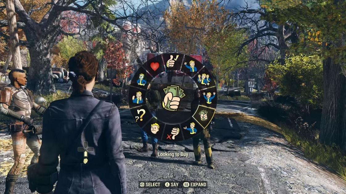How Player-to-Player Trading Will Work in Fallout 76